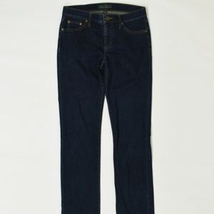 Ralph Lauren Regular 4 Blue   Straight Cotton Soli